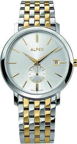 Reloj ALFEX Hombre Acero Y Chapado 5703/041
