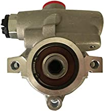 DRIVESTAR 20-607 Power Steering Pump Power Assist Pump for 1999-2004 Jeep Grand Cherokee 4.0L 4.7L, OE-Quality New Steering Pump Grand Cherokee 1999 2000 2001 2002 2003 2004