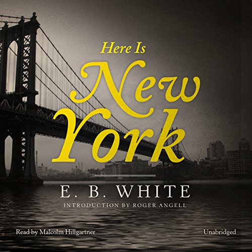 Here Is New York  By  cover art