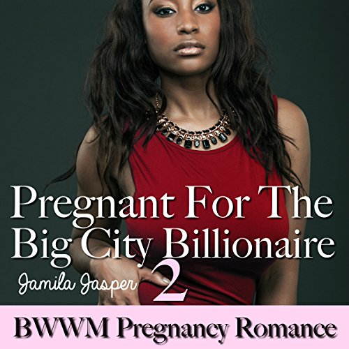 Pregnant for the Big City Billionaire 2 audiobook cover art