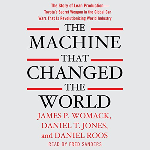 Couverture de The Machine That Changed the World