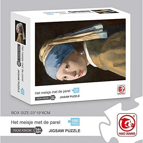 1000 stukjes Puzzel Kasteel Beroemde gebouwen Cartoon Puzzel Volwassen puzzel Jumbo Houten speelgoed voor volwassenen, Assepoester