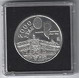 Matidia España Moneda Original 2000 pesetas de Plata 1994 Banco de España. en cápsula Quadrum