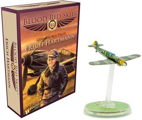 Blood Red Skies German Ace Pilot Erich Hartmann