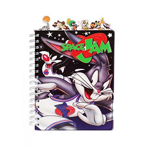 SPACE JAM Warner Bros Tab Journal