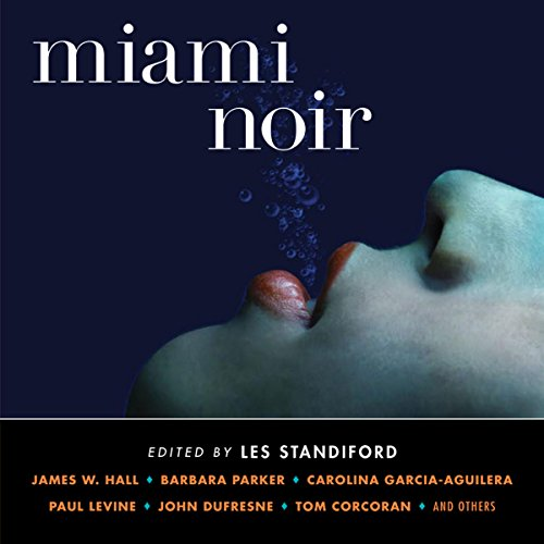 Miami Noir audiobook cover art