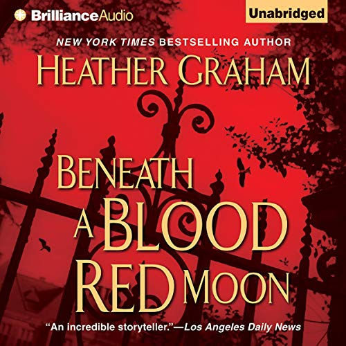 Beneath a Blood Red Moon cover art