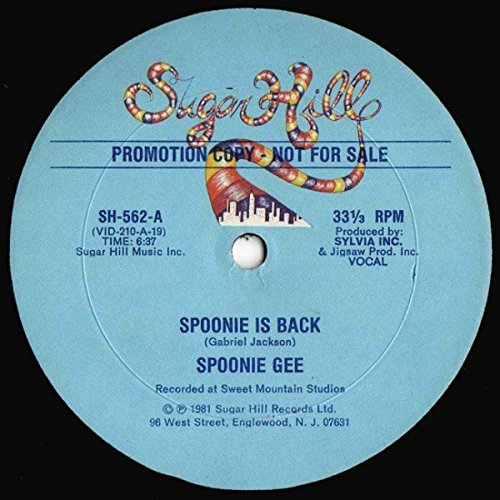 Spoonie Is Back / Monsters Jam [Vinyl Single]