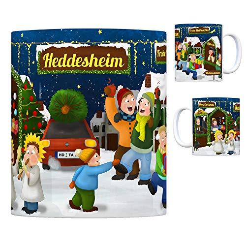 trendaffe - Heddesheim (Baden) Weihnachtsmarkt Kaffeebecher