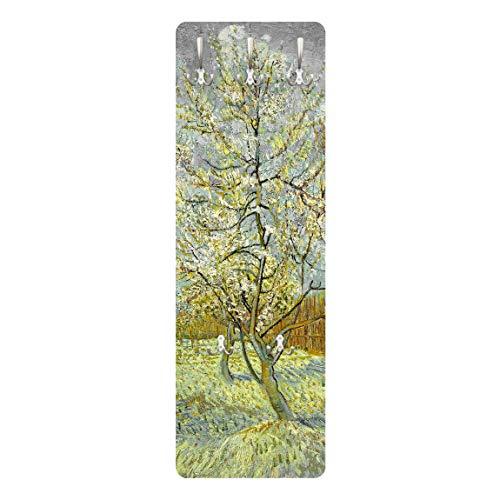Bilderwelten Perchero - Vincent Van Gogh - Peach Tree Pink...
