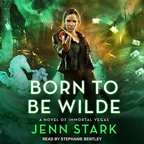 Born to Be Wilde cover art