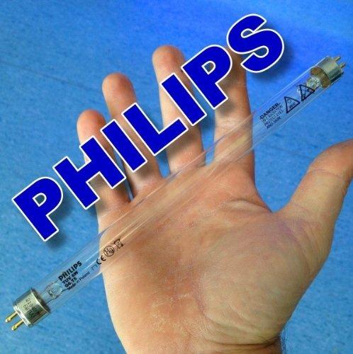 Philips Lampe de rechange TUV T5 UV-C 8 W - Longueur : env. 302,5 mm.