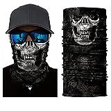 Bandeau magique et mode, pour les sports d'extérieur; cache-cou pour cycliste, masque facial, foulard...