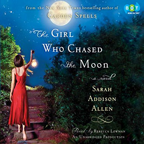 Couverture de The Girl Who Chased the Moon