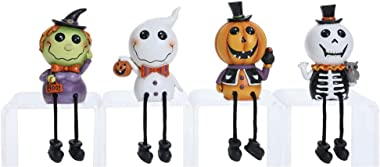 Special T Imports Frightening Friends Halloween Shelf Sitters - Set of 4