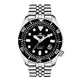 orologio solo tempo uomo Lorenz Classico Professional casual cod. 030138AA