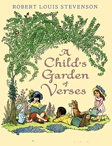 A Child's Garden of Verses : illustrated edition (English Edition)