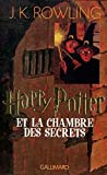 Harry Potter - French - Harry Potter ET LA Chambre DES Secrets by J-K Rowling (1999-01-01) - Gallimard (1999-01-01) - 01/01/1999