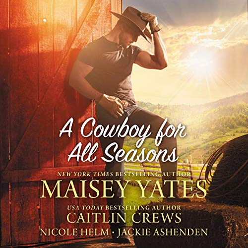 A Cowboy for All Seasons audiobook cover art