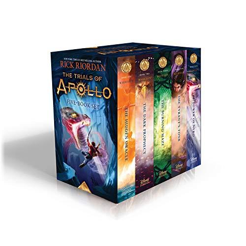 The Trials of Apollo Boxed Set