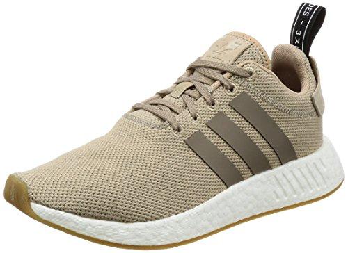 ADIDAS Buty adidas NMD_R2, Herren Sneaker, Mehrfarbig (Caqtra/Marsim/Negbas), 42 EU