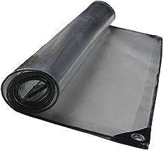 HAIPENG Dikken transparant zeildoek Tarp grondblad covers tent luifel kunststof schuurdoek regendicht koud-bestendig buite...