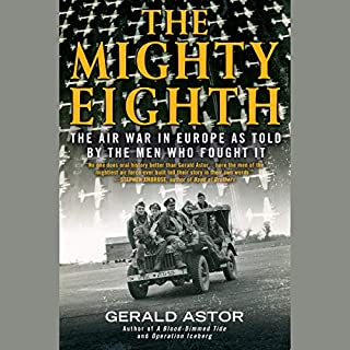 The Mighty Eighth audiobook cover art