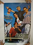 The Backstreet Boys Poster Vintage Early Shot Of Entire