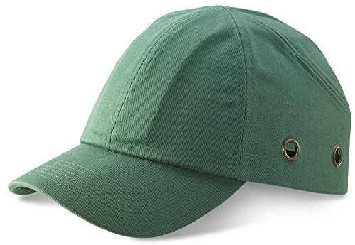 B-Brand Safety Baseball Cap Green