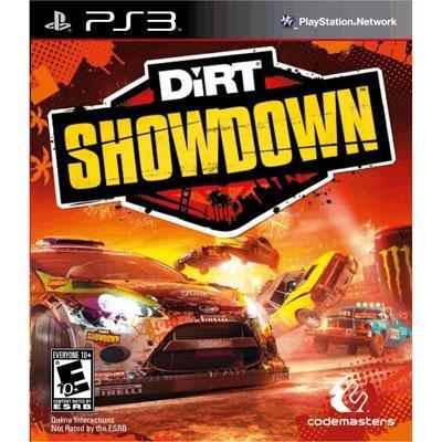 Warner Bros. DiRT Showdown PS3 (輸入版)
