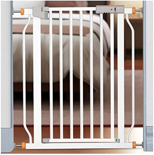 Babysicherheitstür Leitplanke Baby-Sicherheits-Gates-Treppengeländer Weg durch Kamin Haustier Zaun Barrierefreie Perforieren Kinder Fenster Innenhochhaus Balkon Sicherheits Fenster-Netz-Haushalt Haust