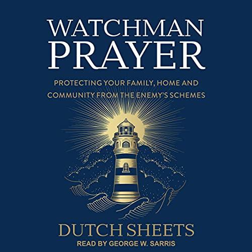 Watchman Prayer cover art