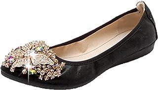 Bailarinas Zapatos es45 MujerY Complementos Amazon Para kXuPiwTOZl