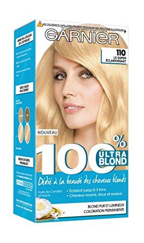 Garnier 100% Ultra Blond ACCESS Coloration Permanente 110 Le Super Eclaircissant