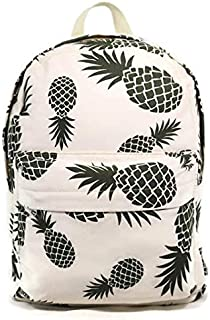 Pineapple Backpack for Women or Girls to Keep her Organised and Remind Her of Summer Holidays