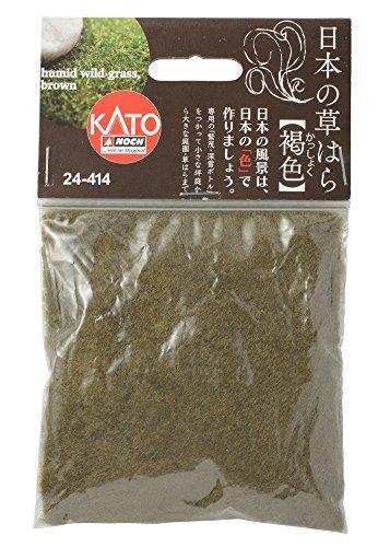 KATO 日本の草はら 褐色 24-414 鉄道模型用品