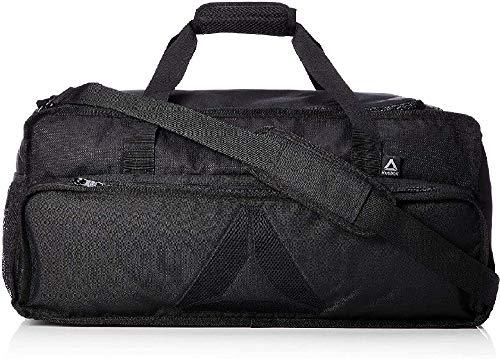 Reebok Sport Duffel, (Black)