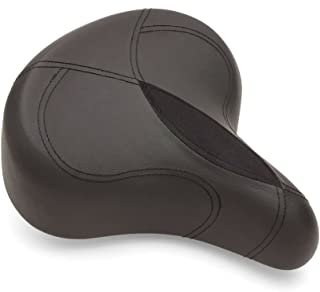 Electra Townie Bicycle Saddle (Black with Lycra Insert)