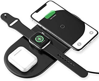 Smart 3 in 1 Wireless Charger For Apple Phone, Air pods, Apple watch