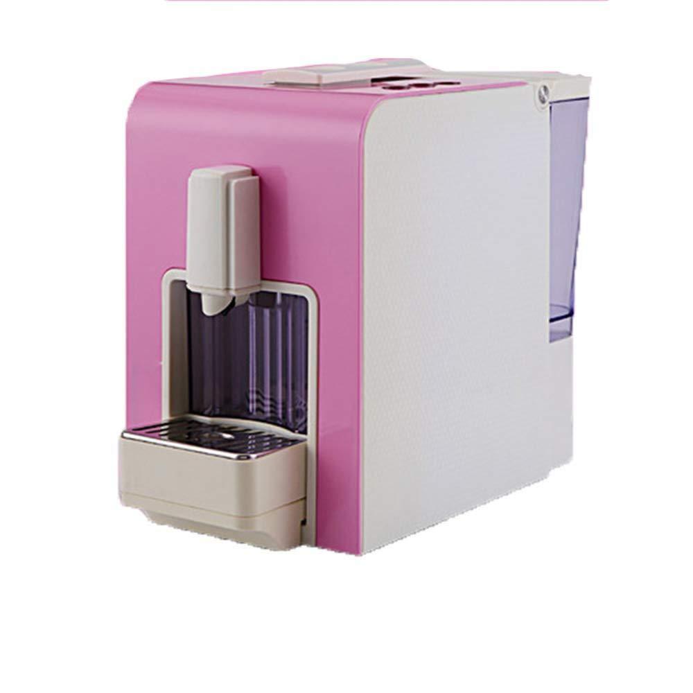 YYANG Cafetera Automática con Cápsula Aislamiento Tipo Bomba Limpieza Automática Cafetera De Un Toque: Amazon.es: Hogar