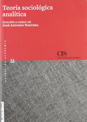 Teoría sociológica analítica (Academia)