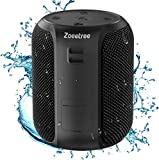 Altavoz Bluetooth Portatil, ZoeeTree Mini Altavoces Bluetooth 5.0 Impermeable IPX7, 28 Horas de Reproducción, 16w Potente Sonido estéreo de 360 °, Altavoz con Micrófono, para Alexa, Ducha, SD Card
