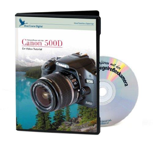 Kaiser - Tutorial de vídeo para la cámara Canon EOS 500 D...