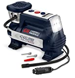 Powerhouse Digital Inflator, Portable Compressor, Auto Shut-Off, 12V 100 PSI & Safety Light (Campbell Hausfeld AF011400)