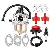 ATVATP 951-14026A Carburetor for MTD 951-14027A Carburetor 951-10638A 751-10638 751-10638A 951-10638 Troy-Bilt Storm 2410 2420 2620 2690 2690XP Snow Thrower