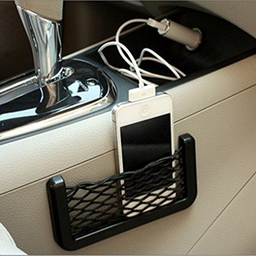 Ningb Chevrolet 1 Stück Auto Tragetasche für Chevrolet Cruze Aveo Captiva Trax Epica Sail Orlando Lacetti Suzuki Swift Auto Styling Zubehör (Farbe: Schwarz)