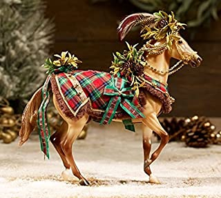 BREYER WOODLAND SPLENDOR - 2016 HOLIDAY CHRISTMAS HORSE - LIMITED EDITION