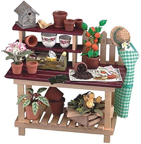 Envío rápido y el mejor servicio M.W. Reutter Reutter Reutter - Garden Potting Bench  venta mundialmente famosa en línea