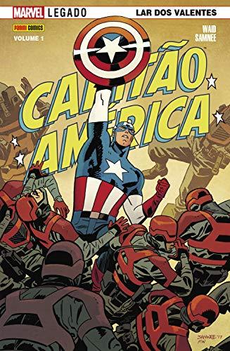 Capitão América (2018) vol. 1