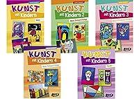 Kunst mit Kindern. Paket Band 1-5